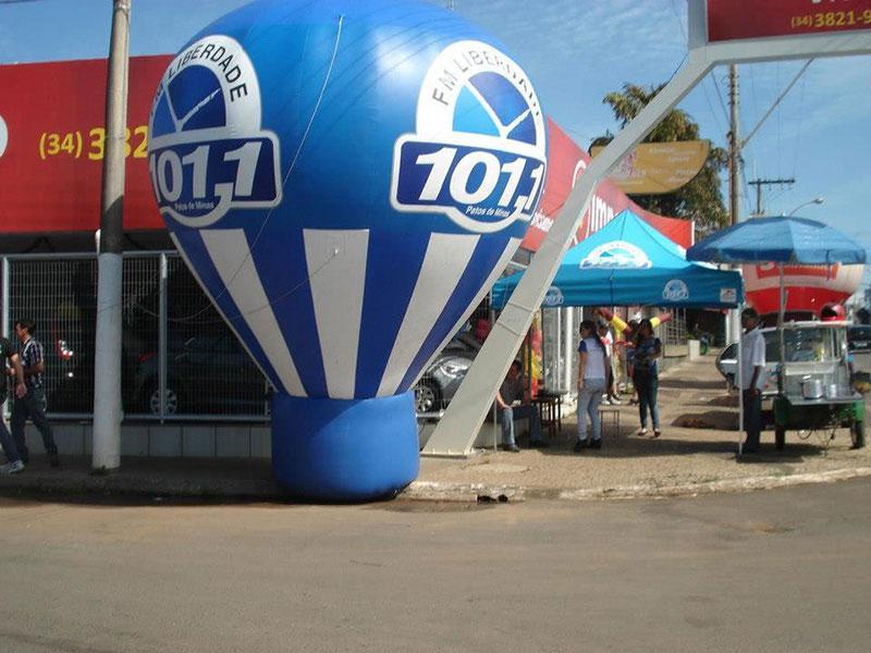 Balão roof top