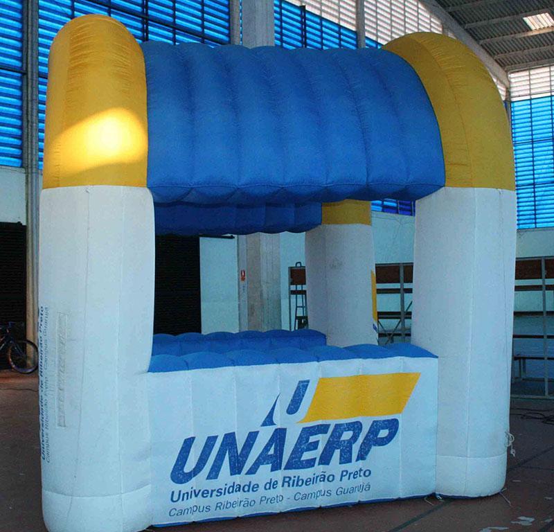 Empresa de balões infláveis
