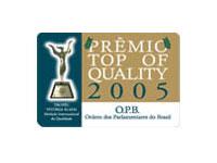 2005 - Prêmio Top of Quality