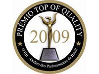 Prêmio Top of Quality 2009