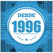 Selo Desde 1996