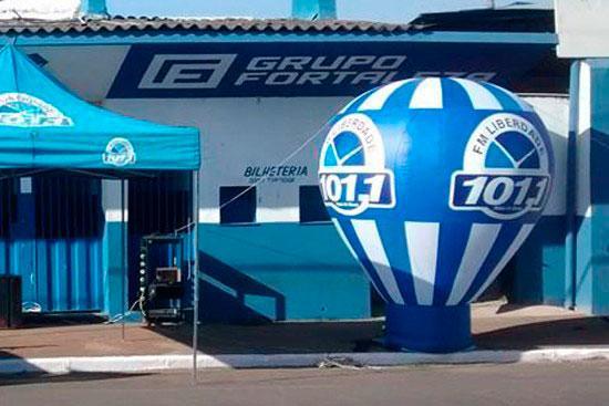Balão inflável preço