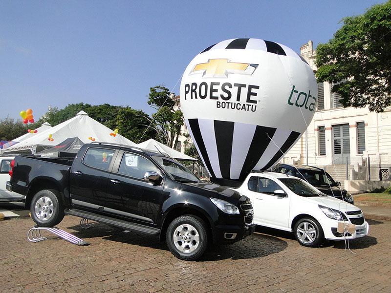 Balão personalizado para eventos