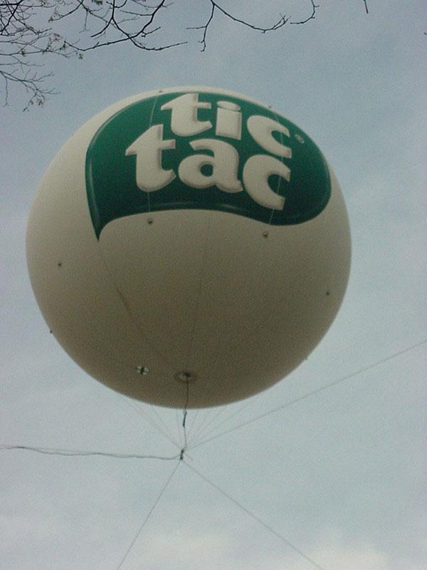 Balão promocional preço