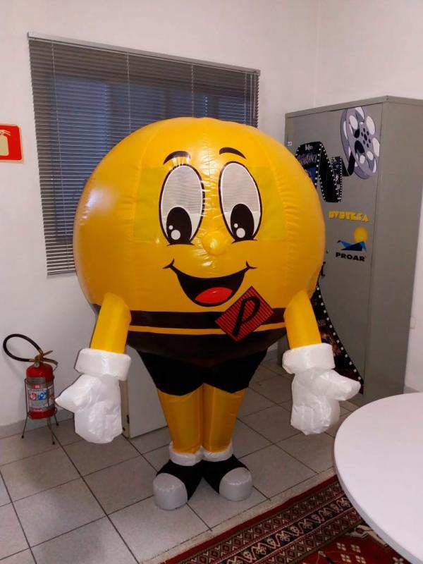 Comprar fantasia inflável