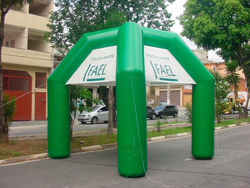 Comprar tenda inflável