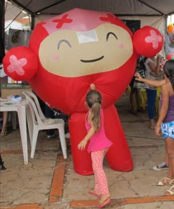 Fantasias infláveis