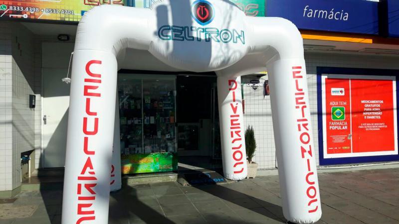 Fornecedor de infláveis