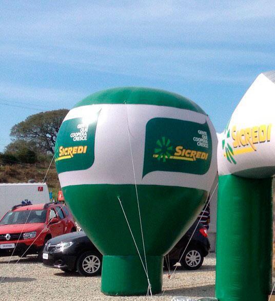 Fornecedores de balões infláveis