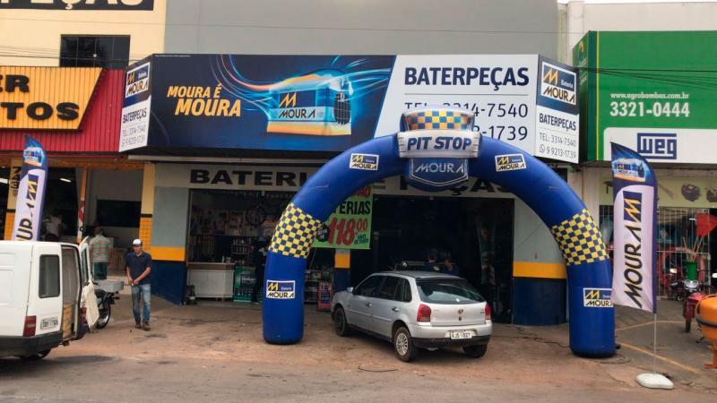 Portal inflável preço