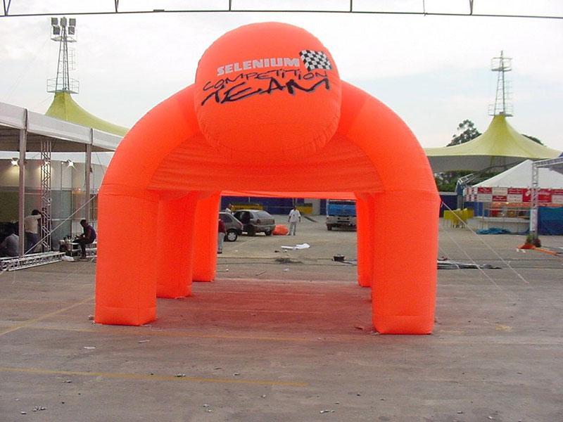 Tenda inflável - PROAR BALÕES 1e562d9fcc4ad