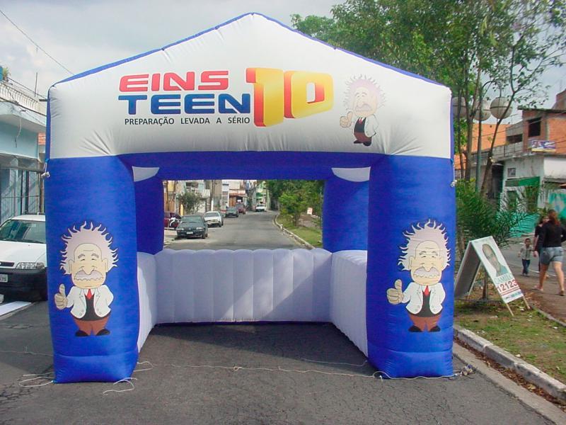 Tenda inflável comprar
