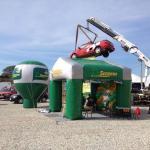 Balão inflável para eventos