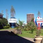 Blimp balão promocional