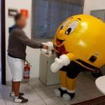 Fantasia inflável preço