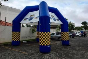 Fábrica de infláveis personalizados