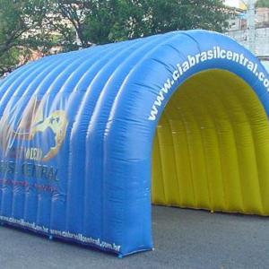 túnel 2,7mx3,20x4,30m