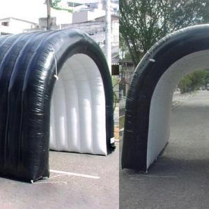túnel 2,7m x 3,2mx4,30m