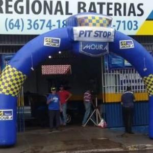 Portal Inflável